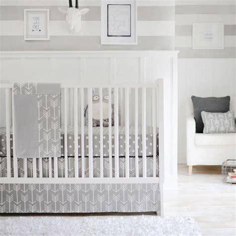 arrow crib bedding gray arrow crib bedding arrow baby bedding neutral