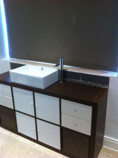 Ikea Hacks Bad by Expedit And The Bathroom Sink Ikea Kallax And Expedit