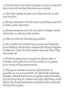 Good Ideas to Write a Short Story About