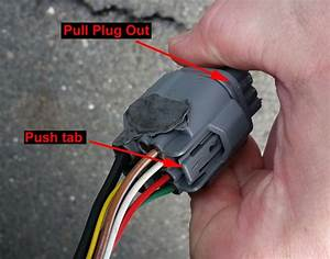 Factory Plug To Install Trailer Wiring Harness On 2011