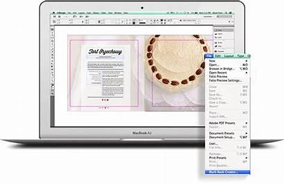 Indesign Adobe Cc Software Blurb Creative Plug