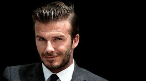 David Beckham Haircut Sporteology