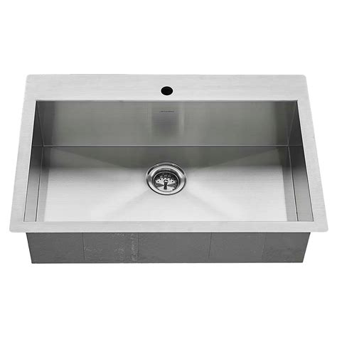 who makes the best kitchen sinks edgewater 33x22 stainless steel kitchen sink american 2120