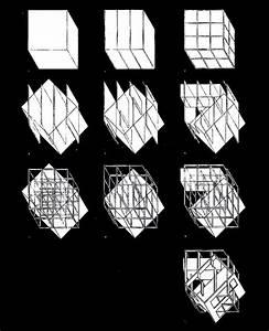 Printable Peter Eisenman House 6 Diagram
