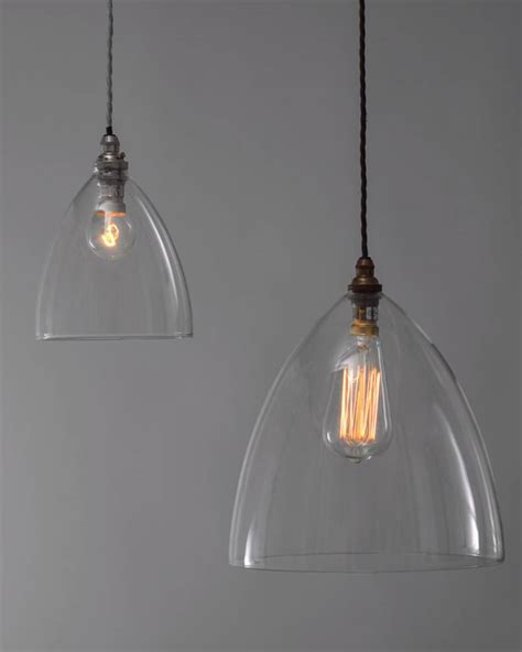 glass pendant lights nucleus home