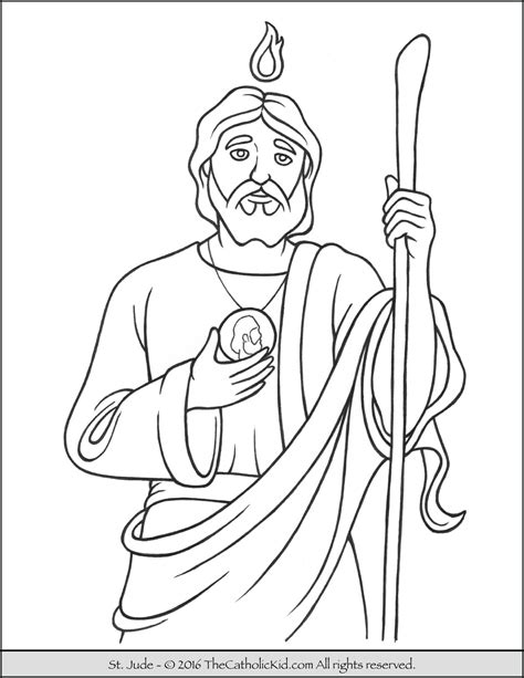 Saint Drawing At Getdrawingscom Free For Personal Use