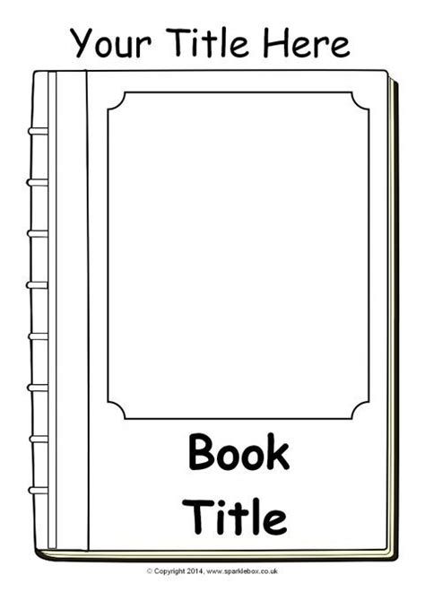 Book Cover Template Preview