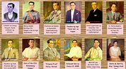SOBRIETY FOR THE PHILIPPINES: The 16 Presidents of the ...