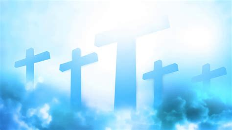 Animated Cross Wallpaper - heavenly cross animated background motion background