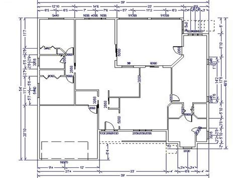 single floor plans single floor house plans house floor plan with dimensions
