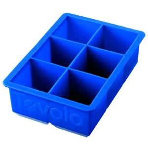 kitchen knives henckels tovolo king cube blue cube cube tray set