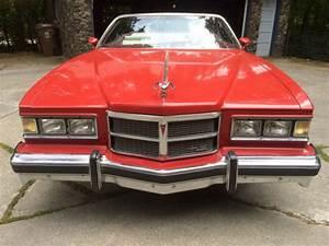 1975 Pontiac Grandville Convertible 455 Turbo 400 For Sale