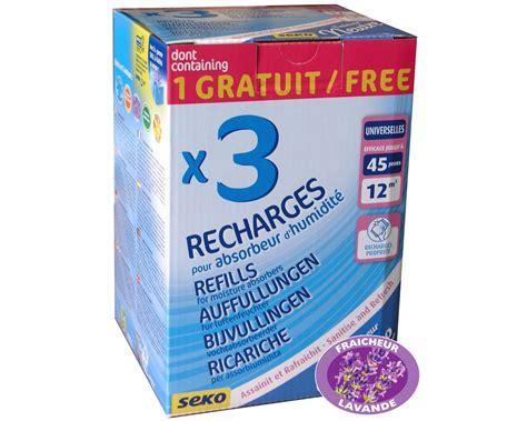 recharge absorbeur d humidit 233 350g lavande lot de 2 d 233 shumidifcation bigship accastillage