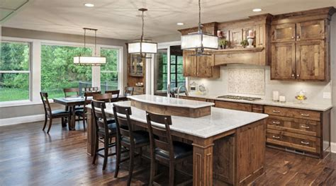 cottage kitchens photos cottage house plan with 3 bedrooms and 3 5 baths plan 9681 2667
