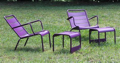 chaise fermob luxembourg fauteuil bas luxembourg fauteuil de jardin pour salon de