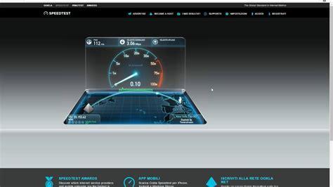 Test Velocità Infostrada by Speed Test Infostrada 20 Mega