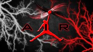 Air Jordan Logo Wallpaper WallpaperSafari