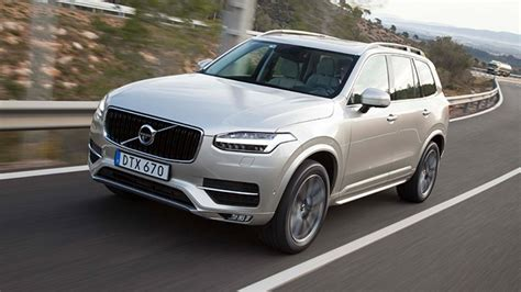 Volvo 2020 Fuel Consumption by Drive Volvo Xc90 2 0 D5 Inscription 5dr Awd