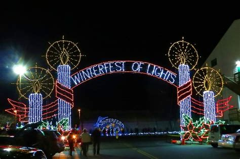 festival of lights ocean city md festival of lights picture of clarion resort