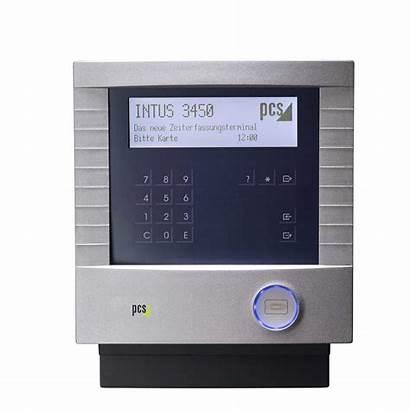 Intus Pcs Terminal