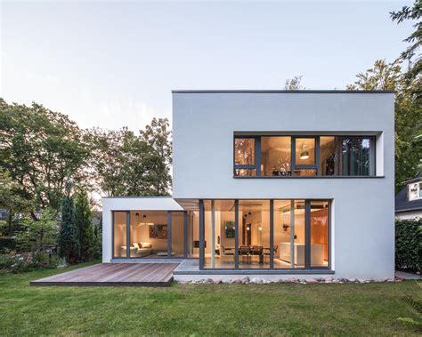 Architekt Hamburg Einfamilienhaus by Sb16 Neubau Einfamilienhaus Siebenbuchen Hamburg