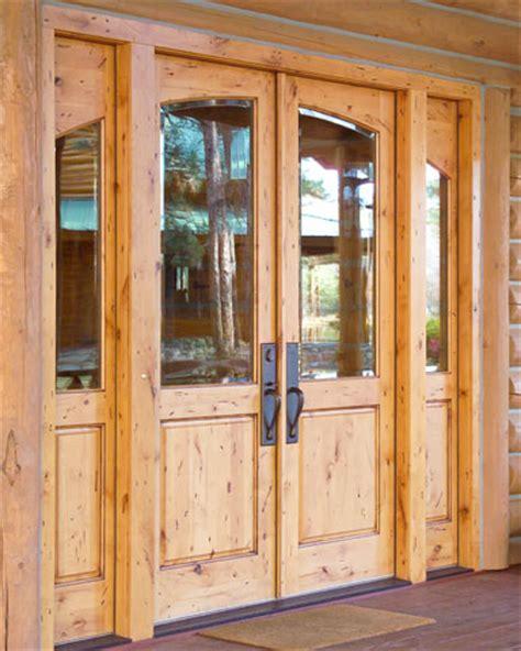 custom solid wood doors  millwork  pine door