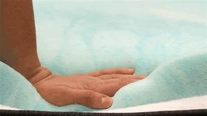 Mattress Foam Memory Topper Toppers Soft Feel