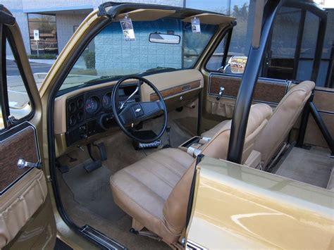 1975 Chevrolet Blazer Custom Suv125314