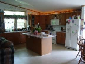 remodeled kitchens with islands 3 great manufactured home kitchen remodel ideas mobile