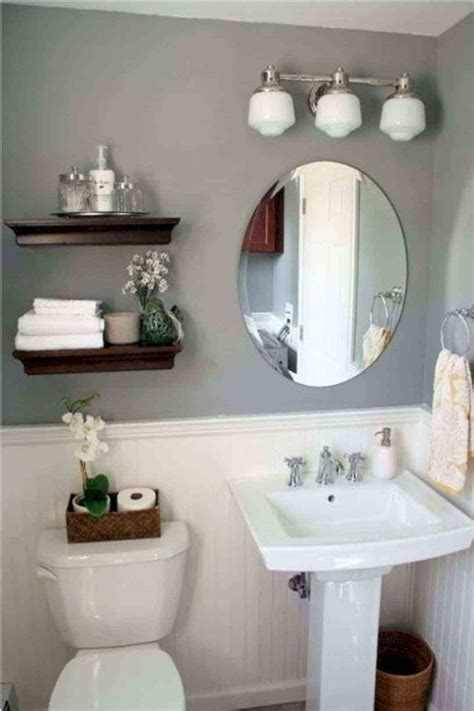 bathroom ideas decorating 17 awesome small bathroom decorating ideas futurist