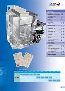Mitsubishi Low Voltage Acb World Super Ae Dienhathe Org