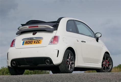 Fiat Abarth Cost by Fiat Announces Prices For Abarth Versions Of 500c And