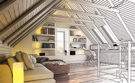 Küche Im Dachgeschoss by Wohnen Im Dachgeschoss Vd Innendesign