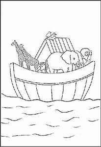 Arche Noah Basteln : arche noah als malvorlage coloring 4 pinterest bible coloring pages preschool bible und ~ Yasmunasinghe.com Haus und Dekorationen
