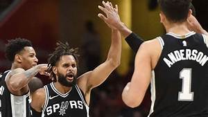 San Antonio Spurs clinch playoff berth for 21st ...