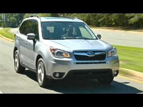 Forester Performance by 2015 Subaru Forester Performance Review