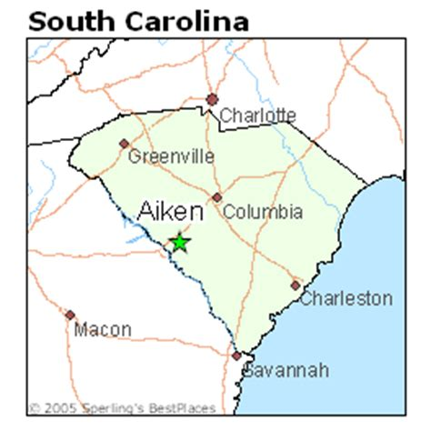 Best Places to Live in Aiken, South Carolina