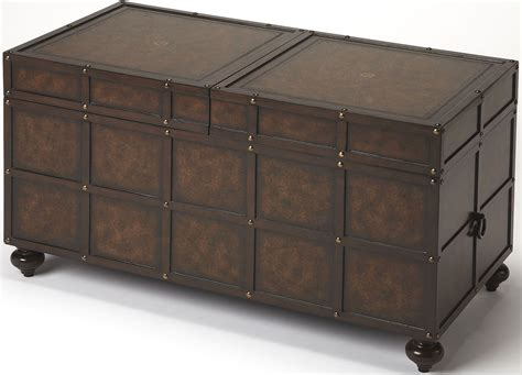 Heritage Dennard Faux Leather Trunk Cocktail Table Girls Bedroom Paint Colors White Canopy Set Light Purple Ideas One Apartments Los Angeles Most Romantic Bedrooms In Tallahassee Grey And Glass Tile Bathroom