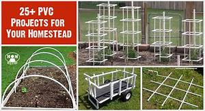 25+ PVC Projects for Your Homestead or Backyard that You ...