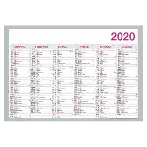calendario semestrale