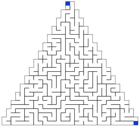 printable mazes freeology