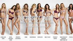 Victoria's Secret sexy The Perfect Body campaign causes