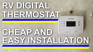 Airxcel Thermostat Wiring Diagram