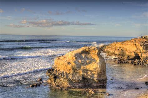 Sunset Cliffs Ocean Beach San Diego Tim Jankowiak
