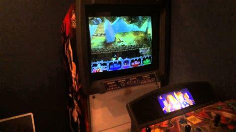 Gauntlet Legends Arcade Cabinet by Gauntlet Legends Showcase Cabinet