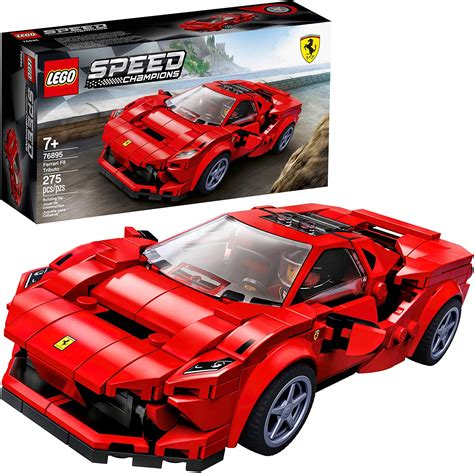 Lego's new and improved speed champions range is here. Buy Your First Ferrari With the LEGO F8 Tributo for Just ...