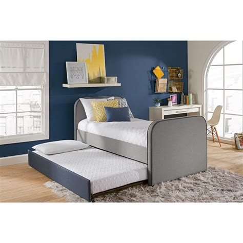 twin bed  trundle ideas  pinterest