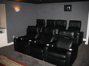 home theater seating for small room design and ideas With furniture for small home theater