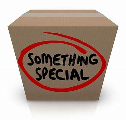 Special Delivery Gift Box Something Unique Contents