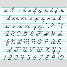 There's No Reason For Kids To Learn Cursive, But Politicians Keep Trying To Make Them Vox